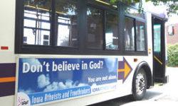 des moines atheist organization