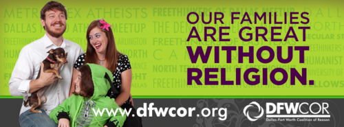 DFW atheist group