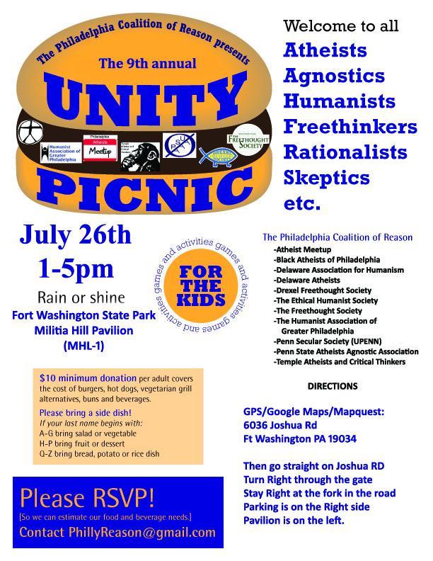 Unity Picnic Flyer 2015
