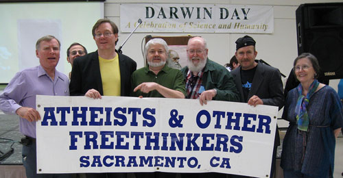 sacramento atheists and freethinkers