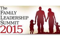 Family Leadership Summit banner