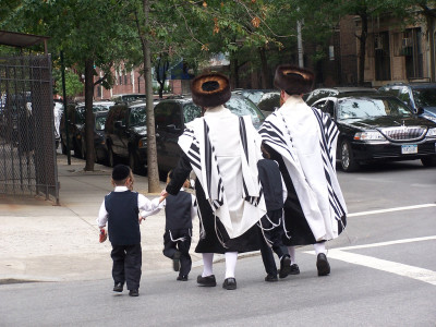 Orthodox Men and Boys