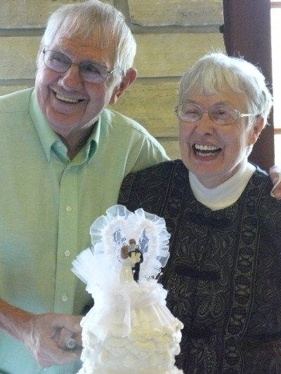 Ron and Ann Knapp
