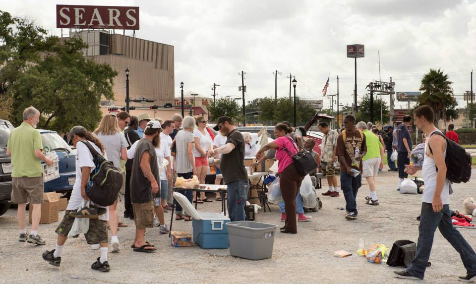 Helping the Homeless in Houston, TX