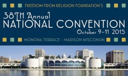 FFRF Convention Logo