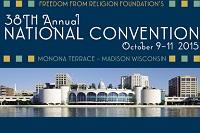 FFRF Convention Logo