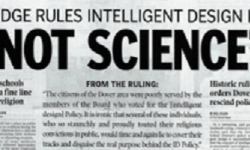 Intelligent Design Newspaper