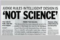Intelligent Design Newspaper