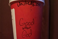 United CoR Red Starbucks Cup