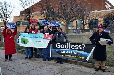 iowa atheist organizations