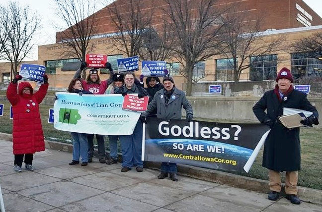 iowa secular groups