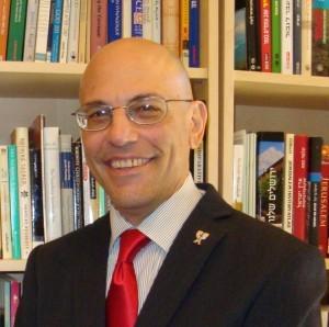 Humanistic Rabbi, Jeff Falick, of Detroit, MI