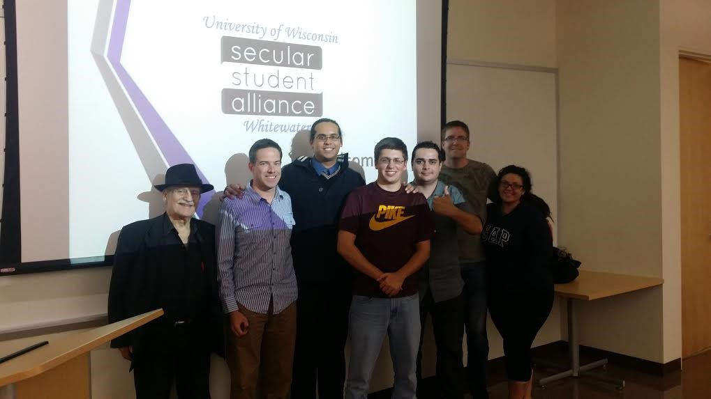 Mythicist Milwaukee presentation for the Secular Student Alliance of the University of Wisconsin-Whitewater.