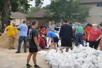 Flooding in Iowa