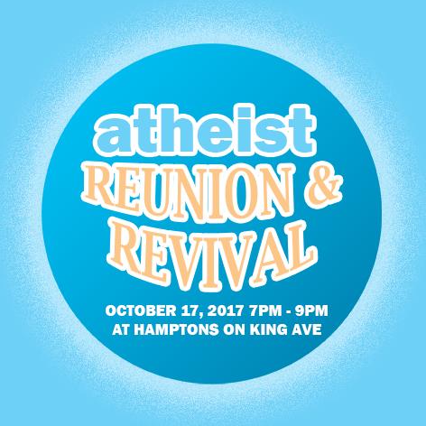 Atheist Reunion & Revival logo
