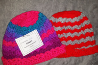 Knit Hats for Donation