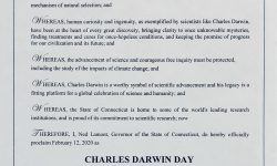 CT Darwin Day Proc 2020